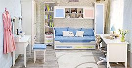 Детская мебель Карамель 38 попугаев