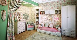 Детская мебель Классика 38 попугаев