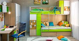 Детская мебель Твист 38 попугаев