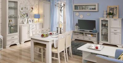 Мебель Тиффани от Анрекс