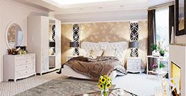 Спальня Аврора от Buona Mobili
