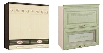 Шкафы для посуды на кухню