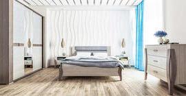Спальня Ирис от Мебель-Неман