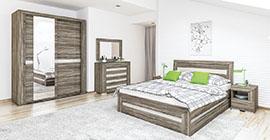 Спальня Кристалл от Мебель-Неман