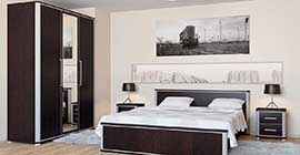 Спальня Наоми от Мебель-Неман