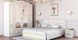 Спальня Роза от Мебель-Неман