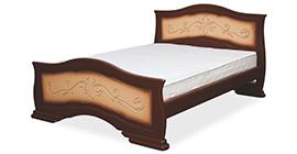 Кровать Людмила МебельГрад