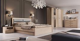 Спальни МебельГрад