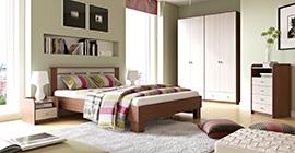 Спальня Крит МебельГрад