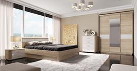 Спальня Палермо МебельГрад