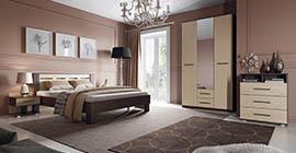 Спальня Женева МебельГрад
