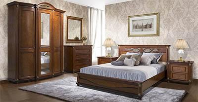 Мебель Валенсия от Пинскдрев