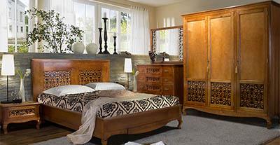 Мебель Видана Люкс от Пинскдрев