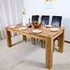 Деревянные обеденные столы
