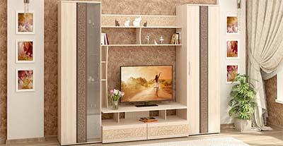 Гостиная Симфония от Давита-мебель (Витра)