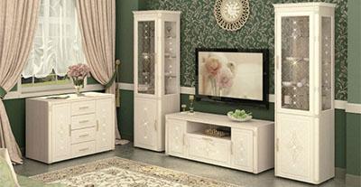 Гостиная Венеция от Давита-мебель (Витра)