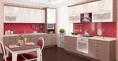 Кухня Афина от Витра (Давита-мебель)