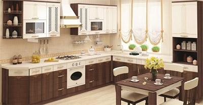 Кухня Каролина от Витра (Давита-мебель)