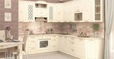 Кухня Милана от Витра (Давита-мебель)