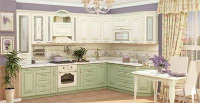 Кухня Оливия от Витра (Давита-мебель)