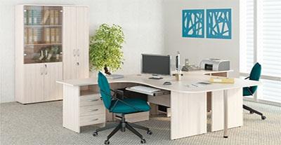 Офисная мебель Альфа от Витра (Давита-мебель)