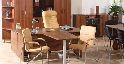 Офисная мебель Лидер от Витра (Давита-мебель)
