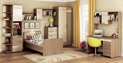 Подростковые Давита-мебель (Витра)