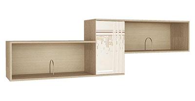 Полки Витра (Давита-мебель)