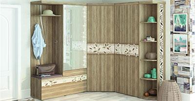 Прихожая Ассоль от Давита-мебель (Витра)