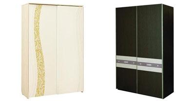 Шкафы Витра (Давита-мебель)