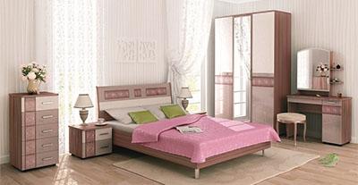 Спальня Розали от Давита-мебель (Витра)