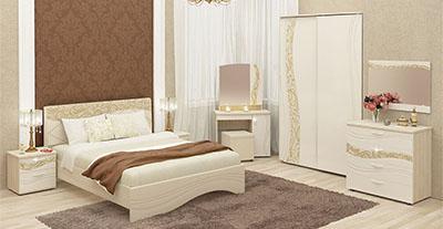 Спальня Соната от Давита-мебель (Витра)