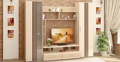 Стенки Витра (Давита-мебель)